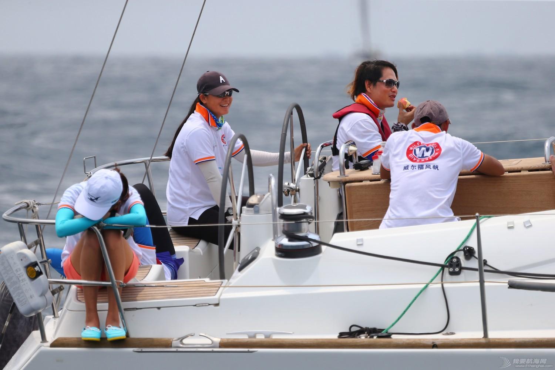极端天气,亚龙湾,大自然,委员会,组委会 浪高无风,考验十足----第4届司南杯大帆船赛场地赛Day1 mmexport1460297312340.jpg