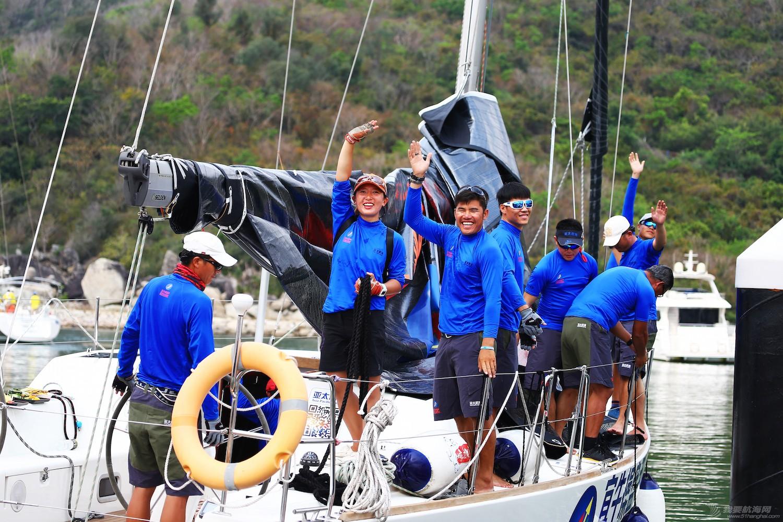 极端天气,亚龙湾,大自然,委员会,组委会 浪高无风,考验十足----第4届司南杯大帆船赛场地赛Day1 mmexport1460297329301.jpg