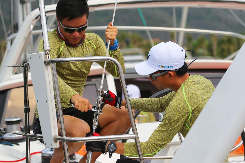 极端天气,亚龙湾,大自然,委员会,组委会 浪高无风,考验十足----第4届司南杯大帆船赛场地赛Day1 mmexport1460297332289.jpg
