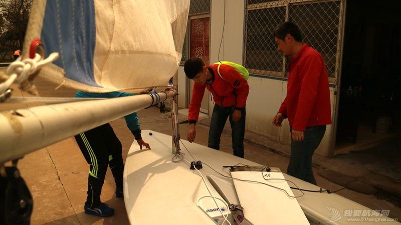 志愿者 我的志愿者生活047:没有什么能难住航海人