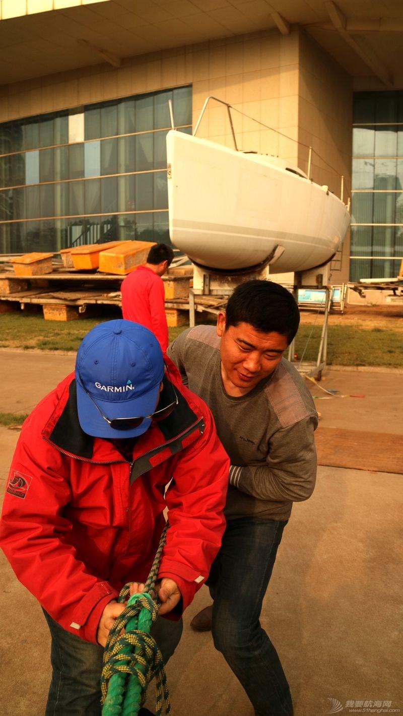 志愿者 我的志愿者生活047:没有什么能难住航海人 16041510.jpg