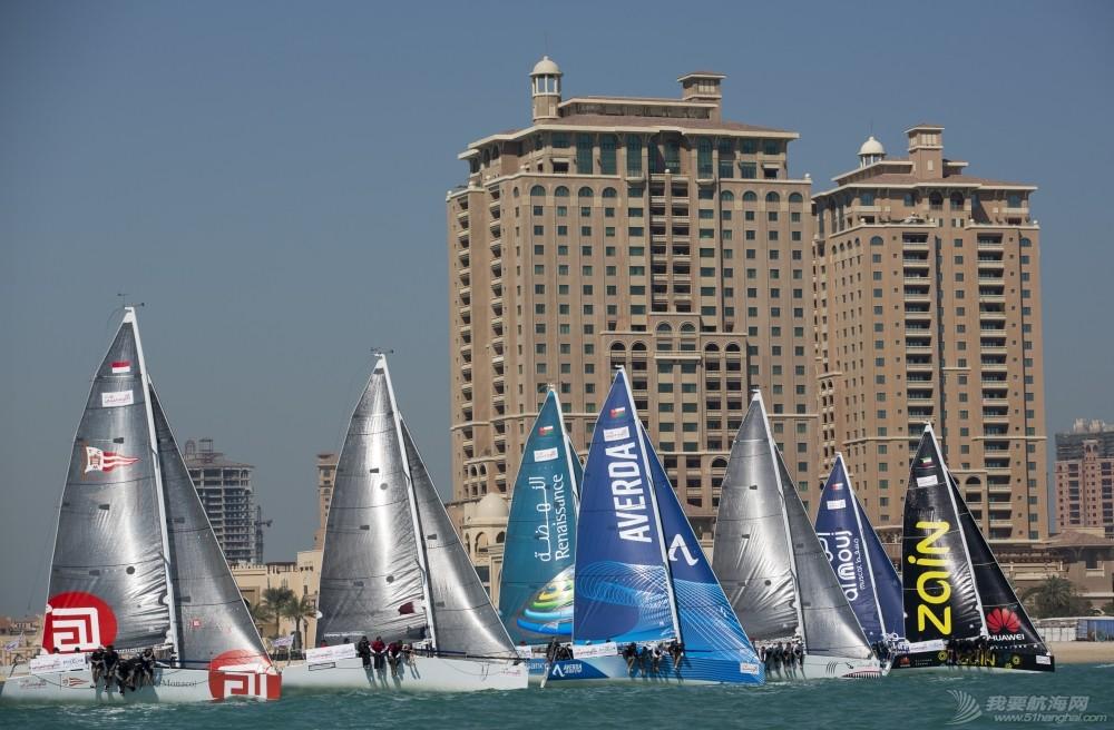 EFG阿拉伯半岛帆船赛连续六年举行  树立中东帆船赛事新典范 9鏀埞闃熷弬鍔