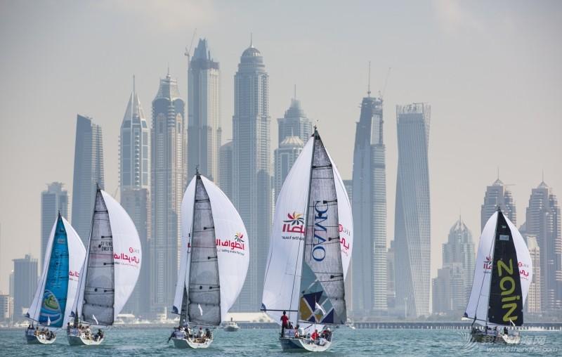 EFG阿拉伯半岛帆船赛再现女子船队  呈现中东女性不同形象 EFG
