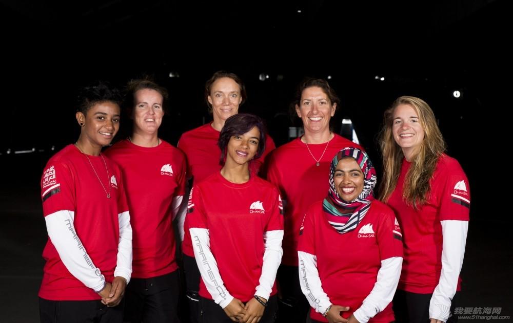 EFG阿拉伯半岛帆船赛再现女子船队  呈现中东女性不同形象 EFG闃挎媺浼崐宀涘竼鑸硅禌-闃挎浖鑸珯鍏ㄥコ瀛愯埞闃