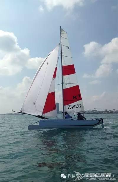 国际帆联,Classic,玻璃钢,初学者,德国 获ISAF国际帆联认证的德国双体帆船-TOPCAT 640?.jpg