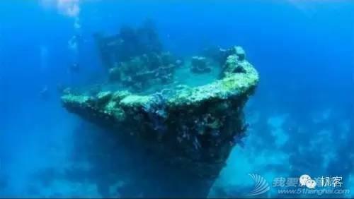 盘点世界各地海底著名沉船:吸引大批探险家寻宝 08db20103533a95a5428d7c812907240.jpg