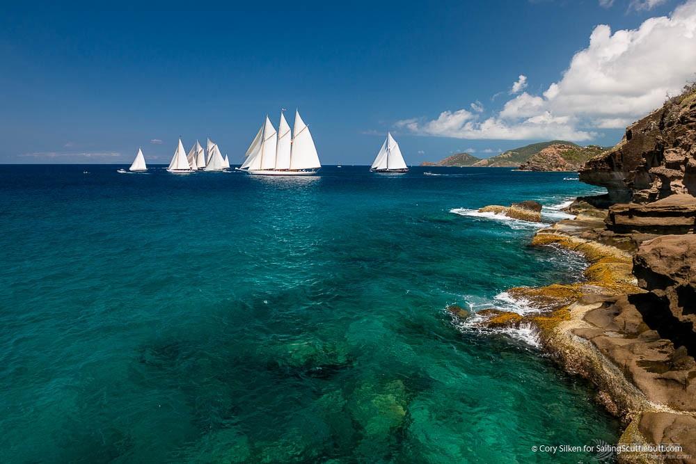 帆船,丝绸,加勒比海,安提瓜,技术 摄影不光看技术,还要看行业!! 16.jpg