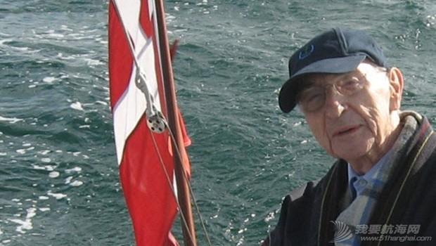 OP创始人,维戈·雅各布森,Viggo,Jacobsen 国际OP帆船协会创始人离世,享年102岁! Viggo.jpg