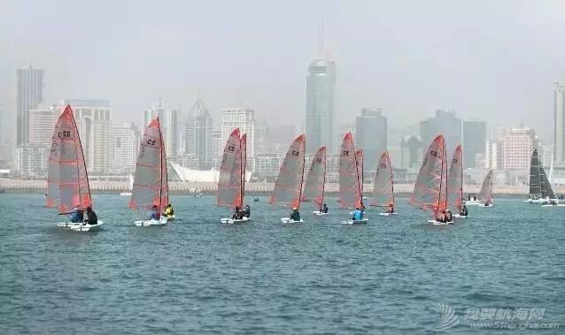 第七届(2016)城市俱乐部国际帆船赛(CCOR)昨日开幕 3.jpg