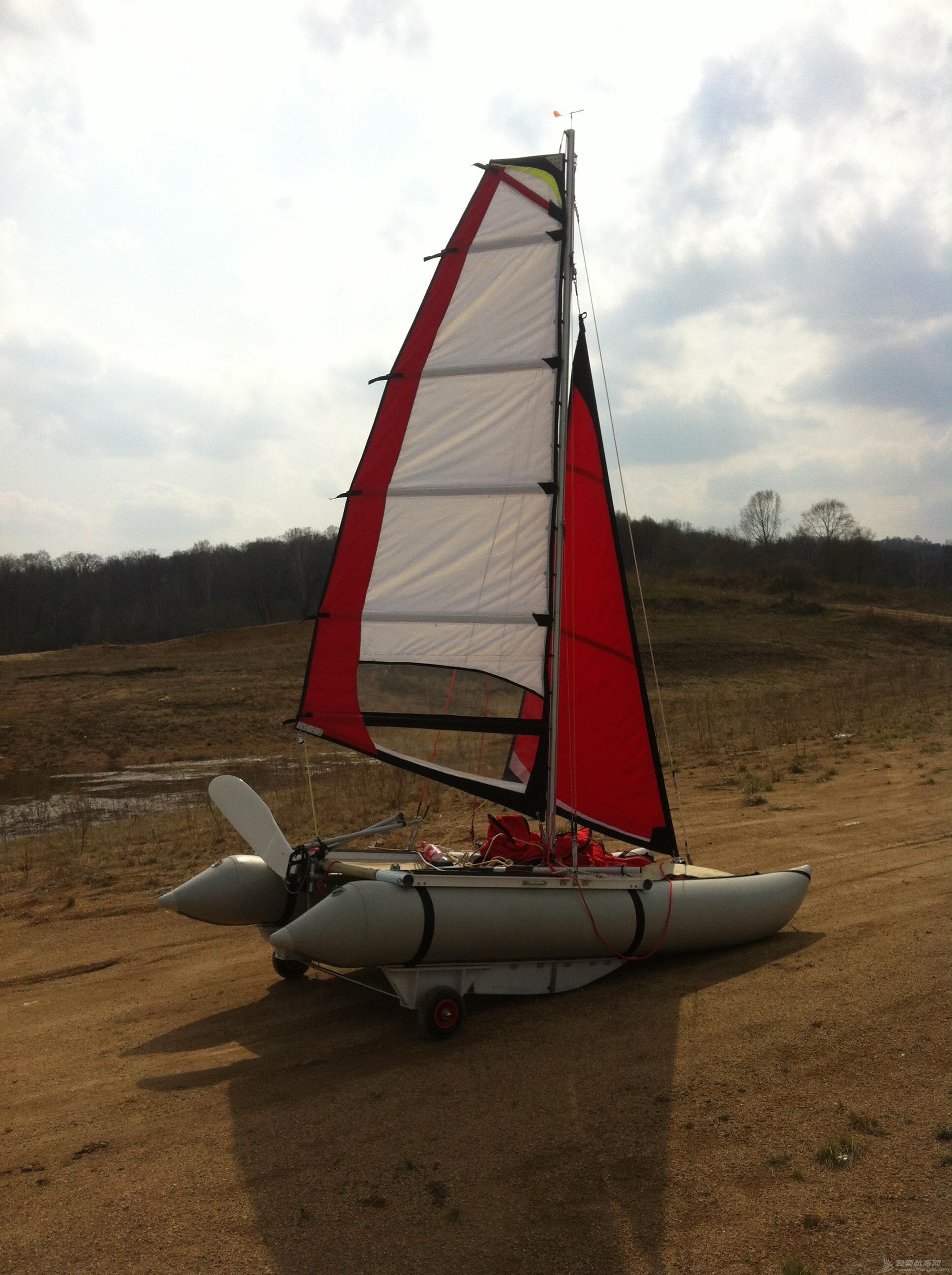 钢丝绳,热那亚,帆船,把手,空间 在家造帆船(下篇) 降下大前帆 打开原主帆