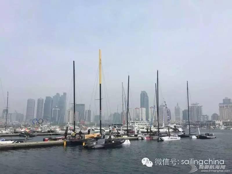 五一小长假,新闻发布会,帆船运动,劳伦斯,系列赛 国际极限帆船赛青岛站明日开赛 0?wx_fmt=jpeg.jpg