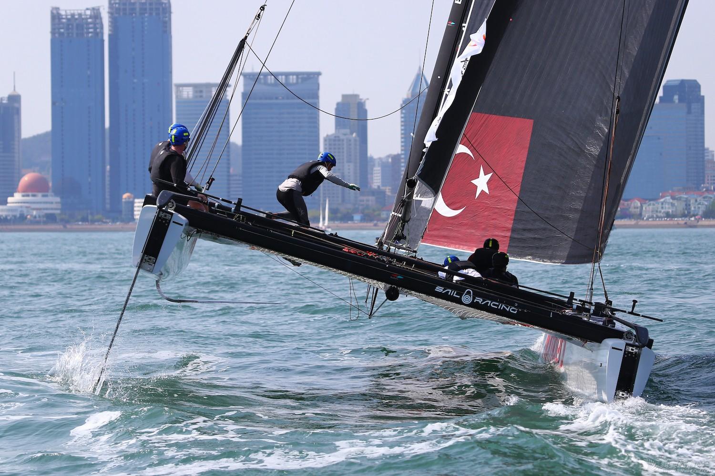青岛,国际,极限 16青岛国际极限帆船赛第一天精彩图集--田野摄影 E78W4833副本.JPG