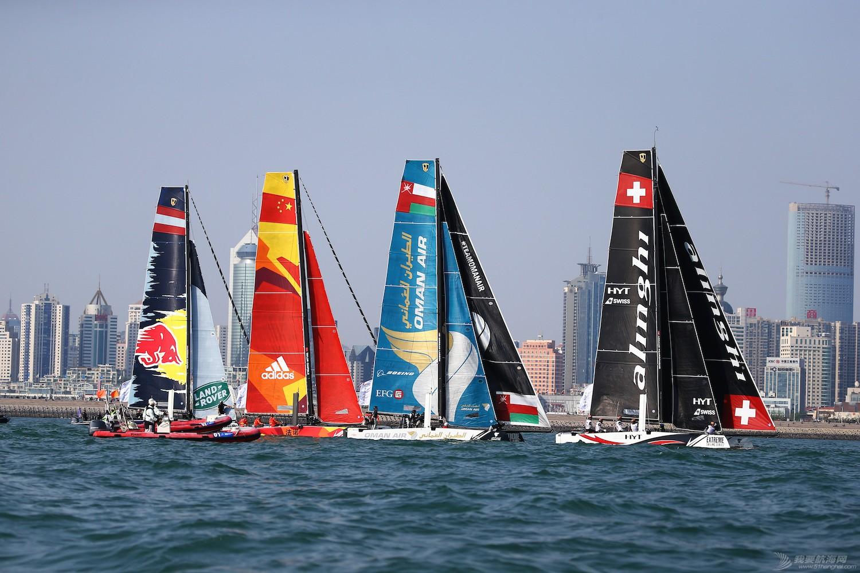 青岛,国际,极限 16青岛国际极限帆船赛第一天精彩图集--田野摄影 E78W5143副本.JPG