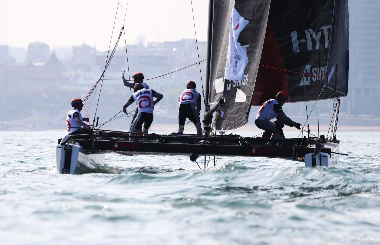 青岛,国际,极限 16青岛国际极限帆船赛第一天精彩图集--田野摄影 E78W5169副本.JPG