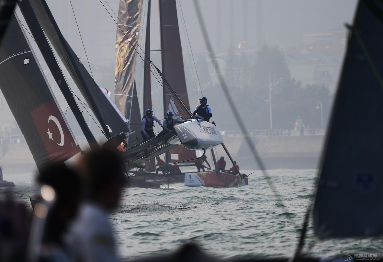 青岛,帆船,极限 极限帆船青岛站精彩图集---田野摄影 E78W6720副本.JPG