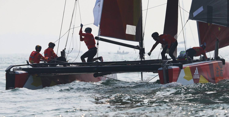 迪斯科,帆船,极限 你们见过帆船上的极限迪斯科吗? E78W6215.JPG