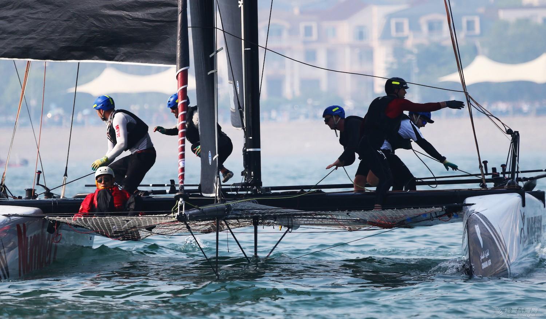 迪斯科,帆船,极限 你们见过帆船上的极限迪斯科吗? E78W6359.JPG