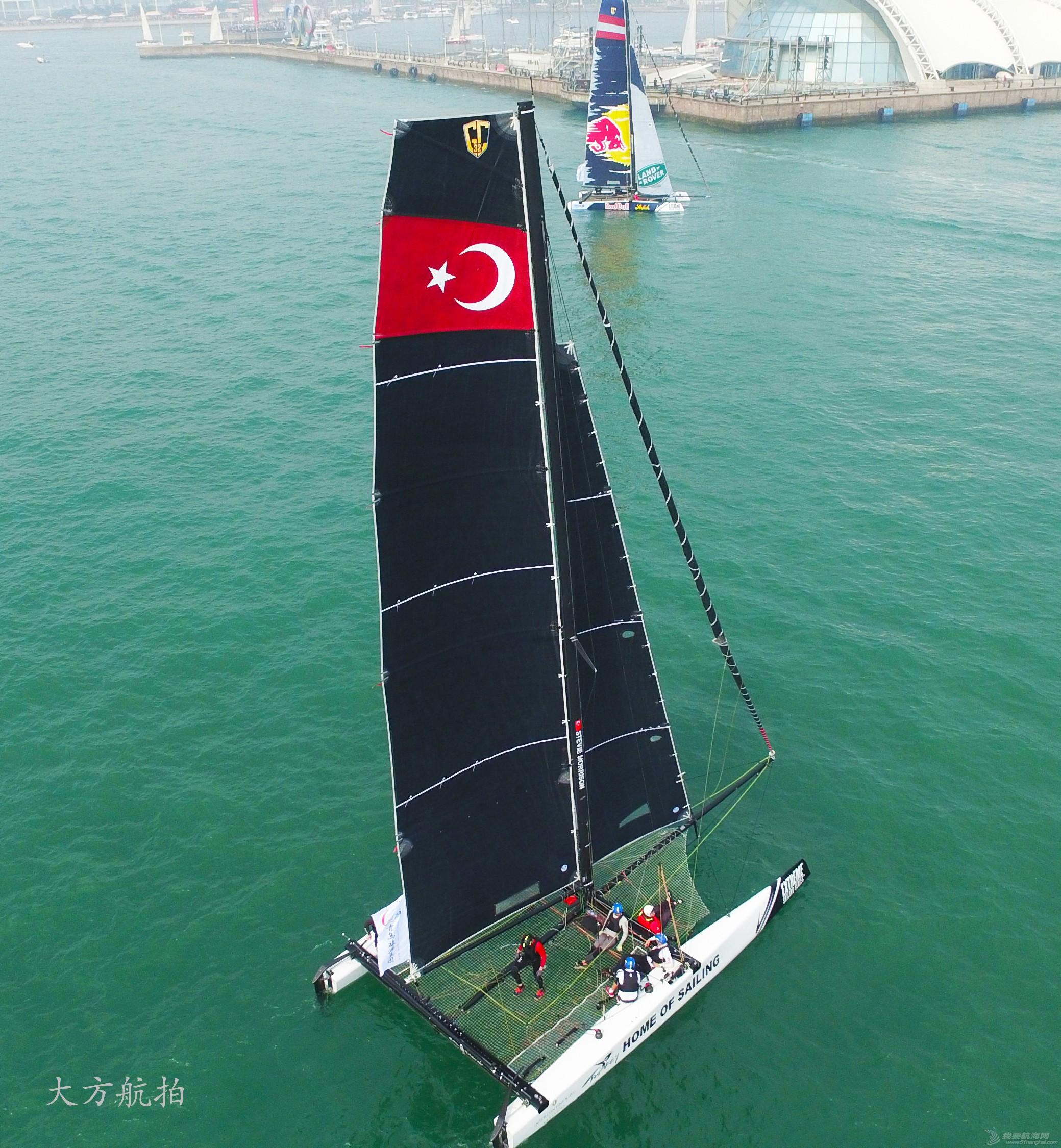 系列赛,青岛,帆船,国际,极限 2016国际极限帆船系列赛青岛站--大方航拍 DJI_0154.JPG