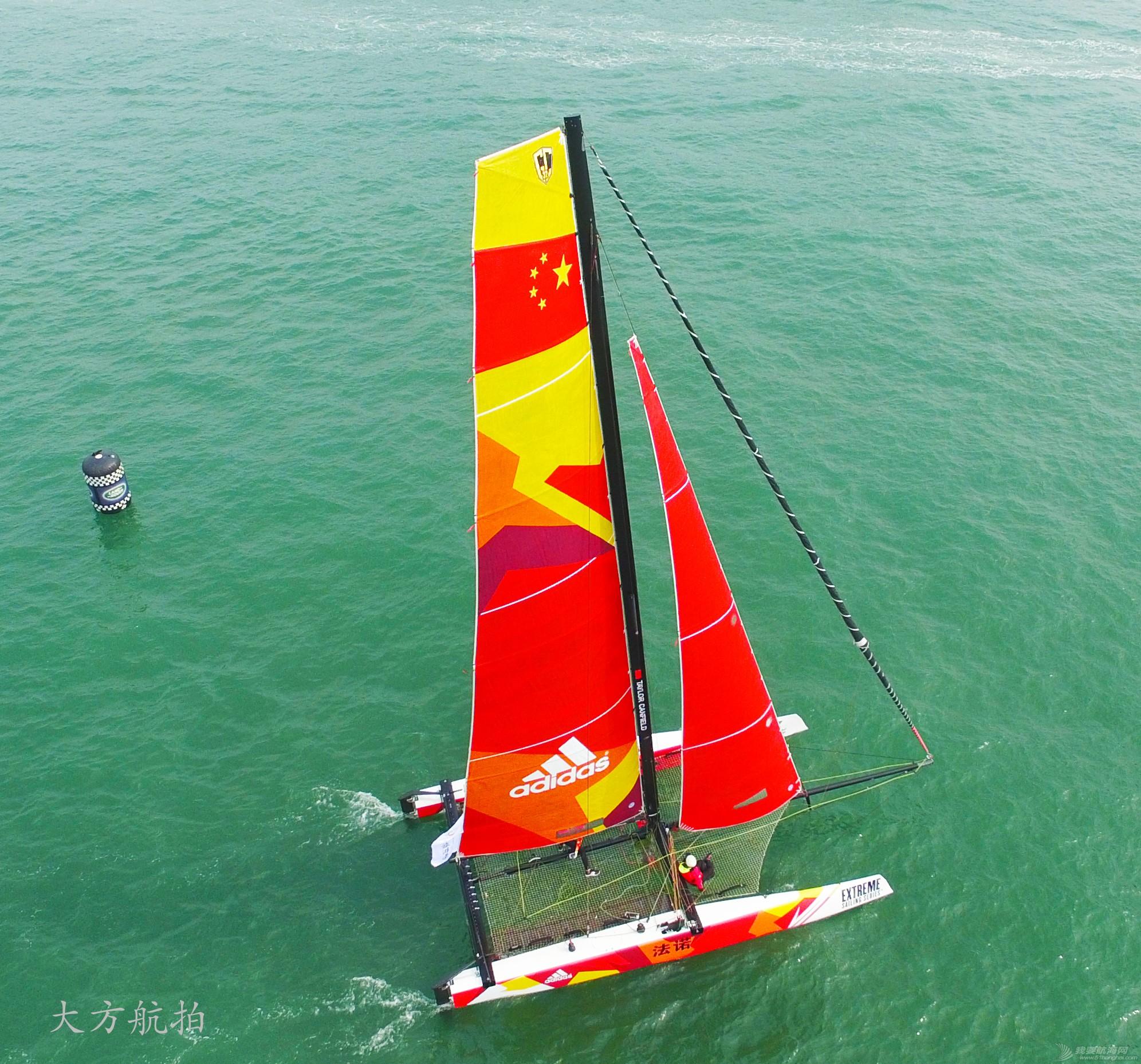 系列赛,青岛,帆船,国际,极限 2016国际极限帆船系列赛青岛站--大方航拍 DJI_0297.JPG