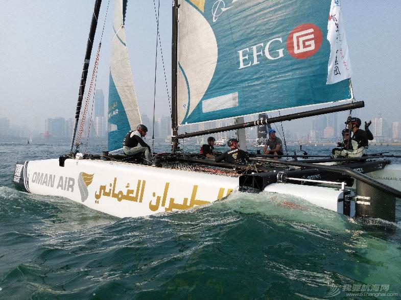 帆船,极限,拍摄,手机 手机拍摄的极限帆船比赛----田野摄影