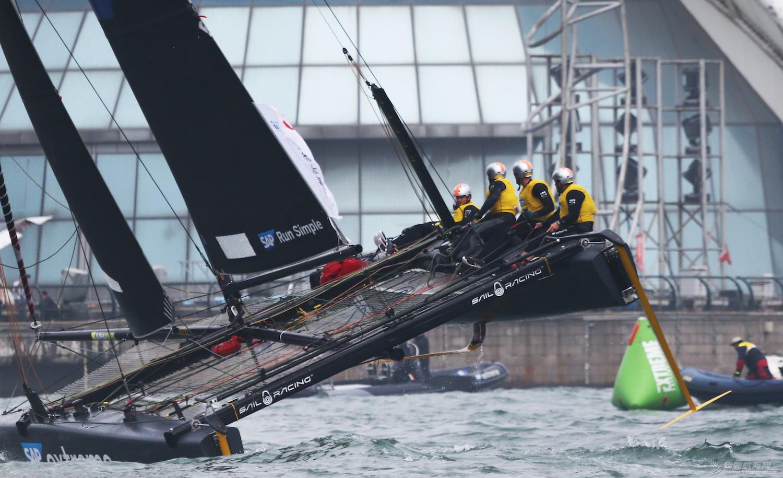青岛,极限 青岛极限赛的最后一天终于见识了会飞的船--田野摄影告诉你真相 E78W7951.JPG