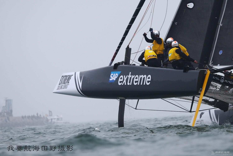 青岛,极限 青岛极限赛的最后一天终于见识了会飞的船--田野摄影告诉你真相 E78W8430.JPG