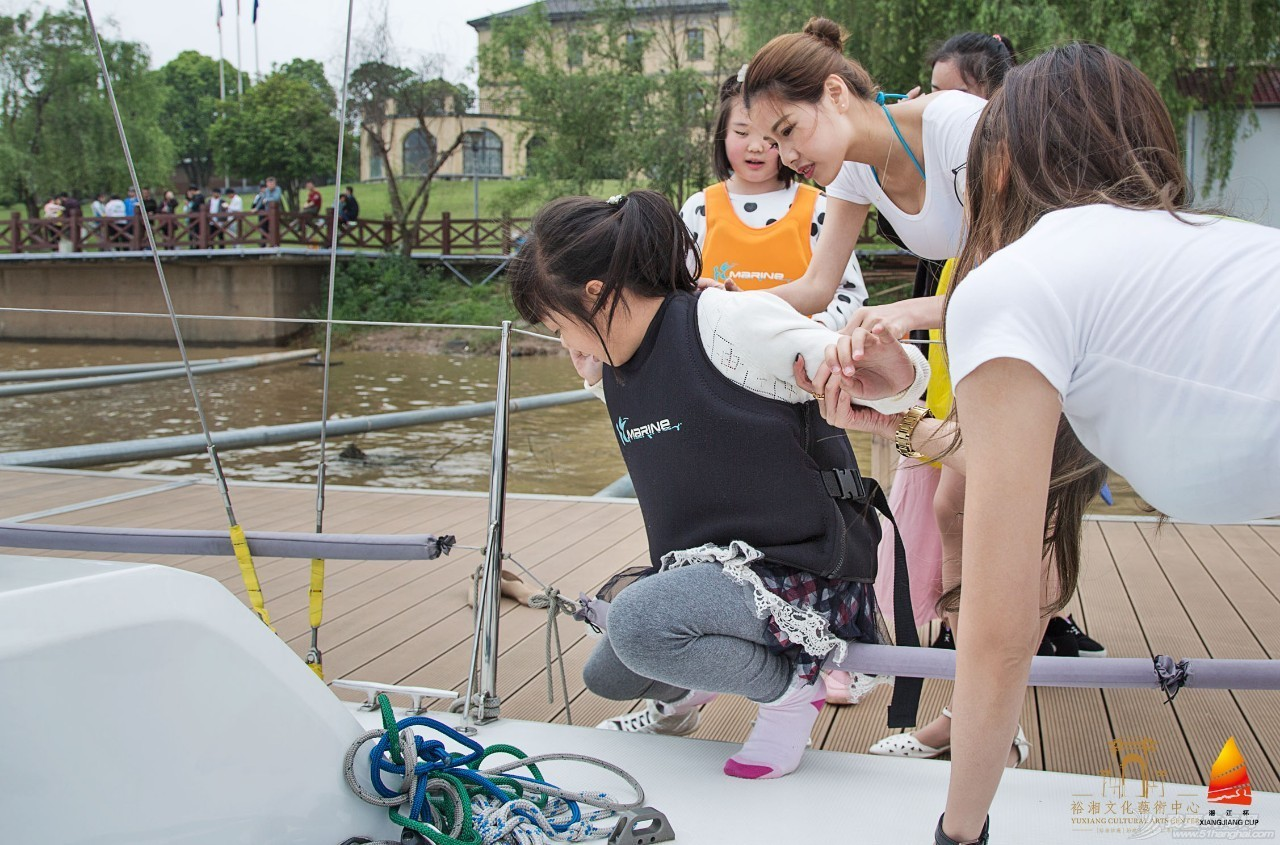 帆船体验日丨市民热情高涨体验湘江杯国际帆船赛所用帆船 3de7b773c3c479d77b6a7e462e6b6cfa.jpg