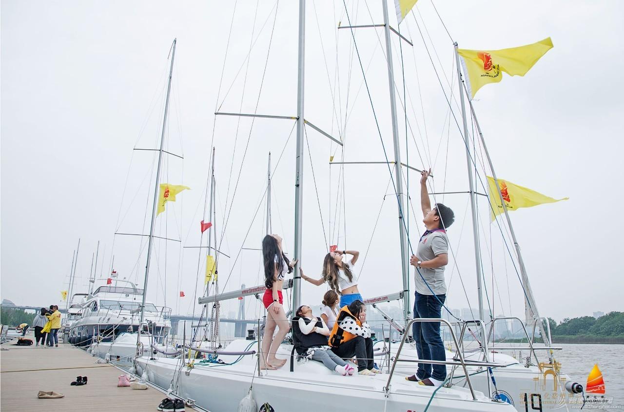 帆船体验日丨市民热情高涨体验湘江杯国际帆船赛所用帆船 12a67ebc4f50548ebb576c597e76f0b5.jpg