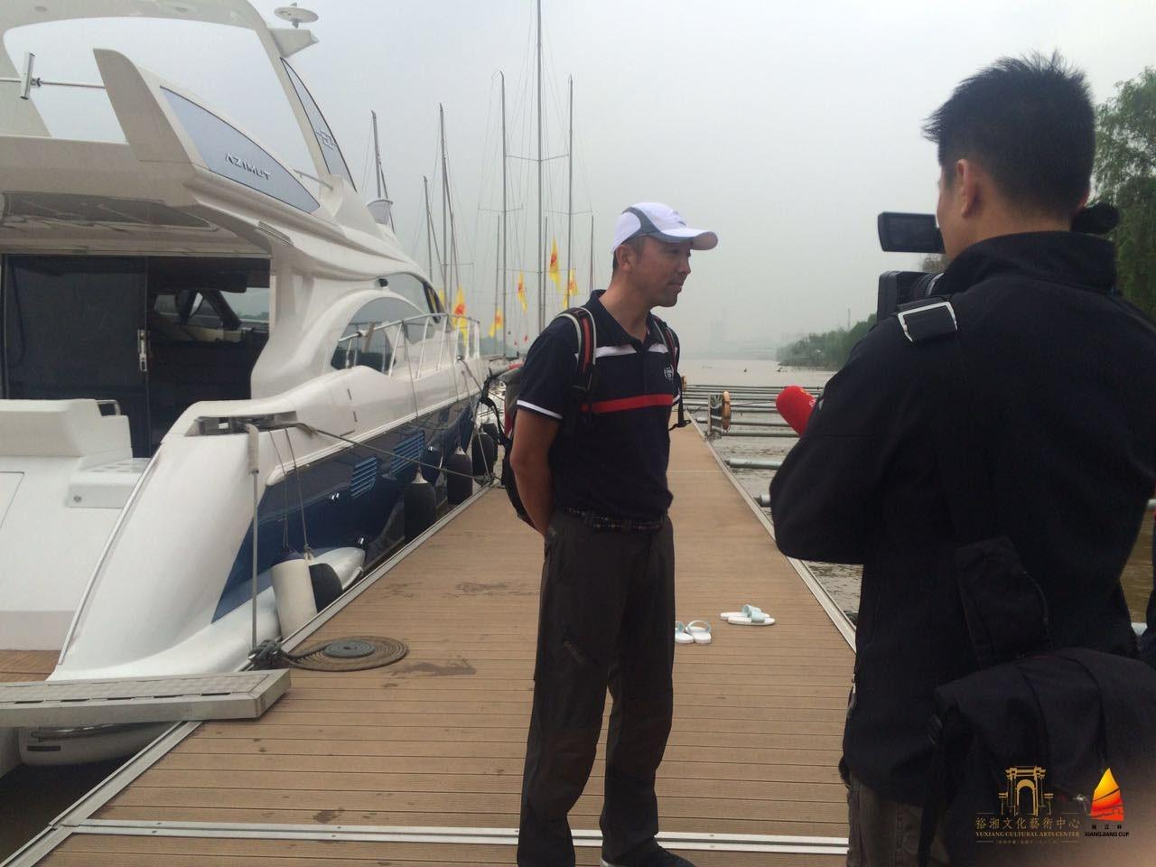 第二届湘江杯国际帆船赛丨今日迎接各国参赛运动员报到 982d1756bdff0de5dcaec3b98b6440b7.jpg