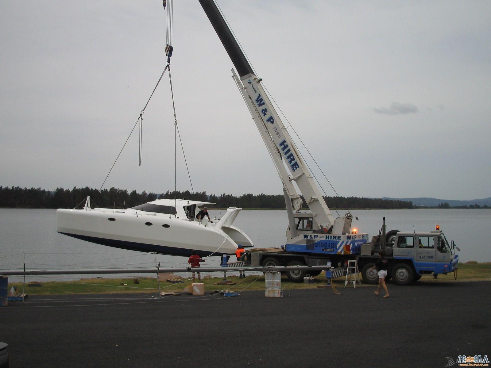 帆船 国外夫妇打造双体帆船 IMG_1710.jpg