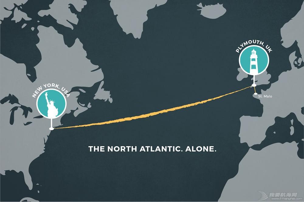 大西洋,普利茅斯,英国,法国,帆船 跨大西洋赛:Coville获得亚军 2.jpg