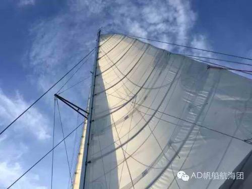 AD航海团帆船游记十五:告别温馨公主港,偶遇冷酷仙境