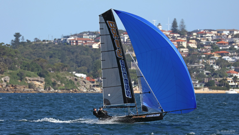 澳洲,帆船,澳大利亚,复合材料,有限公司 16尺帆船扬帆澳洲 Botany-HighRes3.jpg