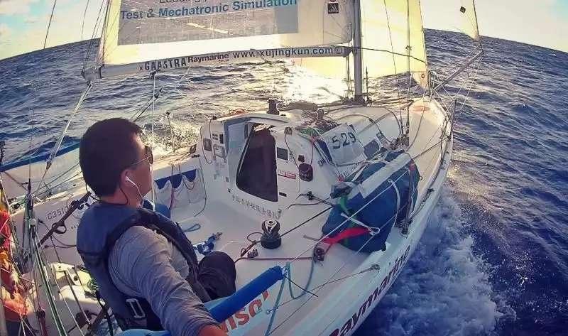 蝴蝶飞,法兰西,加勒比海,大西洋,布列塔尼 卑微的梦想者---远航是为了回家,京坤的2015单人横跨大西洋极限挑战回忆录连载 225048051076664228.jpg