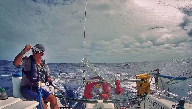 蝴蝶飞,法兰西,加勒比海,大西洋,布列塔尼 卑微的梦想者---远航是为了回家,京坤的2015单人横跨大西洋极限挑战回忆录连载 255875565283642602.jpg
