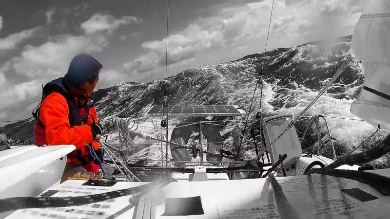 蝴蝶飞,法兰西,加勒比海,大西洋,布列塔尼 卑微的梦想者---远航是为了回家,京坤的2015单人横跨大西洋极限挑战回忆录连载 631901344207564289.jpg
