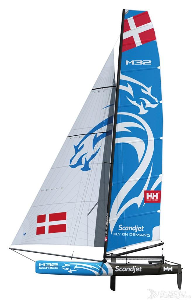 M32,极限赛,国际帆联 M32极限赛事即将加入国际帆船联合会赛事 3D_thumb-Hydra-657x1024.jpg