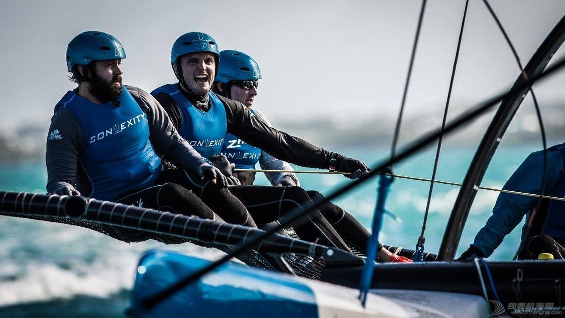 M32,极限赛,国际帆联 M32极限赛事即将加入国际帆船联合会赛事 Jan-2016-M32-Sailing-Bermuda-Photo-by-Brian-Carlin-2.jpg
