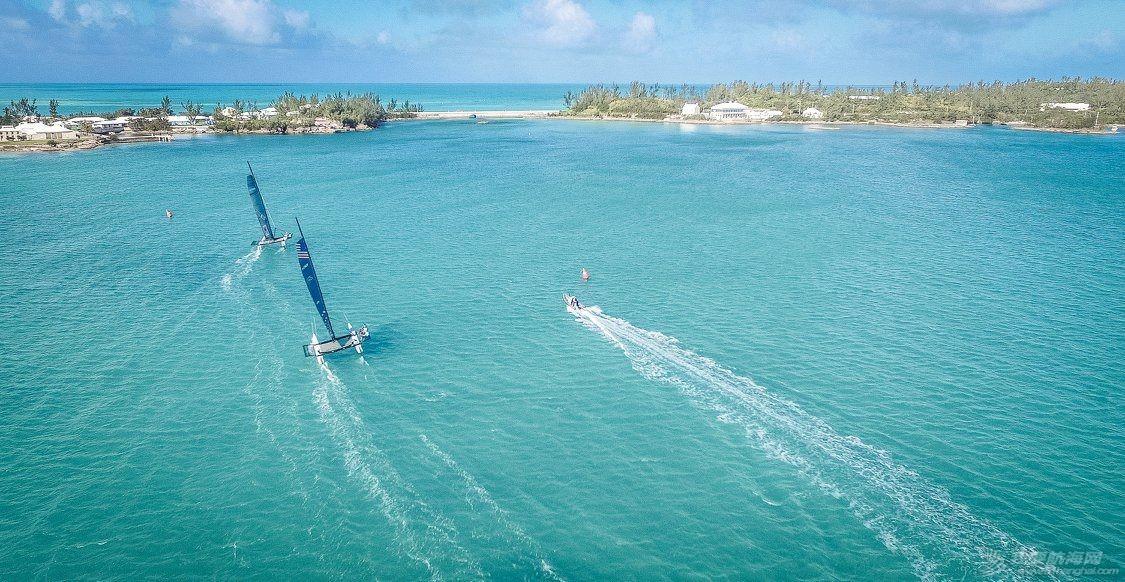M32,极限赛,国际帆联 M32极限赛事即将加入国际帆船联合会赛事 Jan-2016-M32-Sailing-Bermuda-Photo-by-Brian-Carlin-7.jpg
