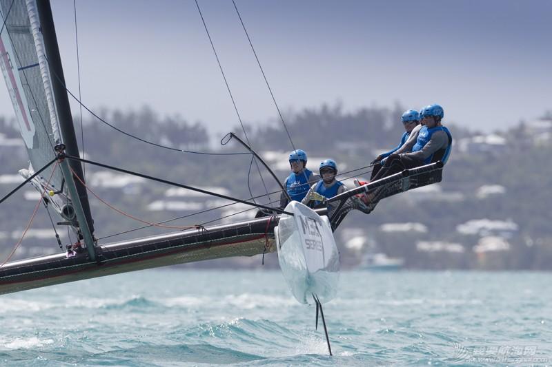 M32,极限赛,国际帆联 M32极限赛事即将加入国际帆船联合会赛事 Team-Convexity.jpg