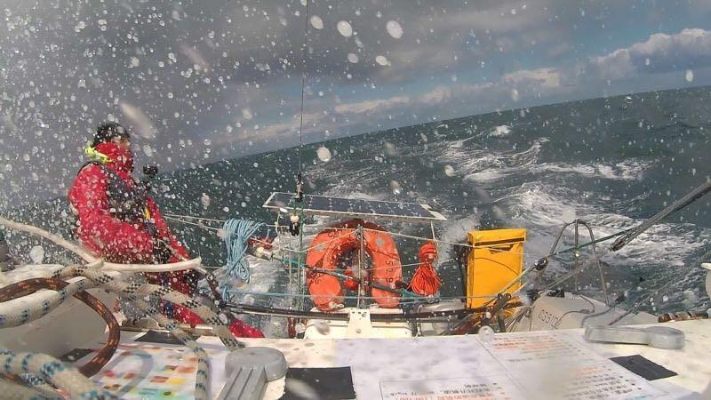 蝴蝶飞,法兰西,加勒比海,大西洋,布列塔尼 卑微的梦想者---远航是为了回家,京坤的2015单人横跨大西洋极限挑战回忆录连载 b85e0eb5799170ebe284043b94855607.jpg
