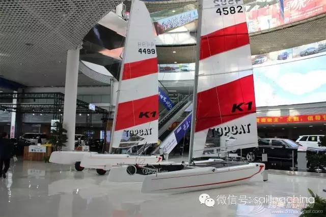 来自德国的双体帆船TOPCAT首次进驻青岛保税区汽车展厅 180db75ba207c1b9df194e6e4d4e8b19.jpg
