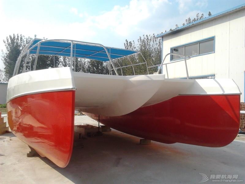 双体观光帆船 帆船旅游 155357v3ay8lj53jfzczsj.jpg