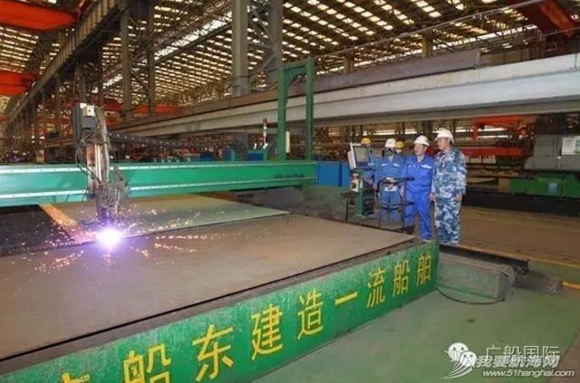 中国海军,海岸警卫队,广船国际,钢板切割,效果图 中国海军将添一新型船只 外形秒杀美军同类 0.jpg