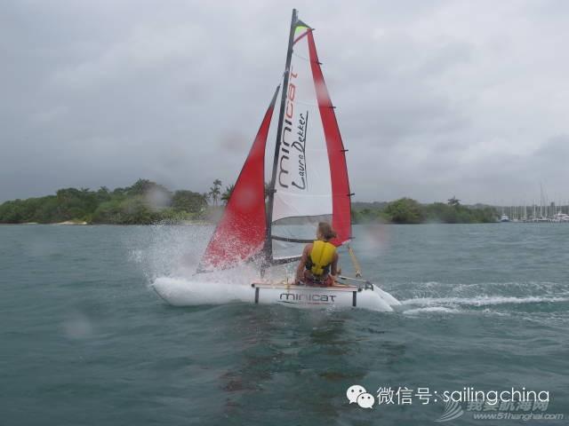 最年轻的单人环球航海者Laura Dekker-MINICAT充气式帆船代言人 bf7dcb27aafc8f314ff60db033a779d2.jpg
