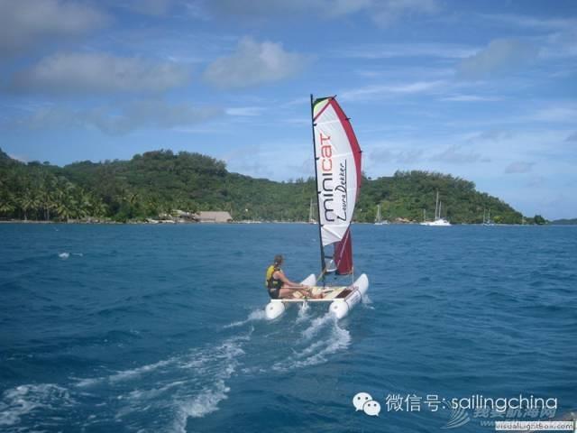 最年轻的单人环球航海者Laura Dekker-MINICAT充气式帆船代言人 cd9090f02ece8d5ad2328448dc7f248a.jpg