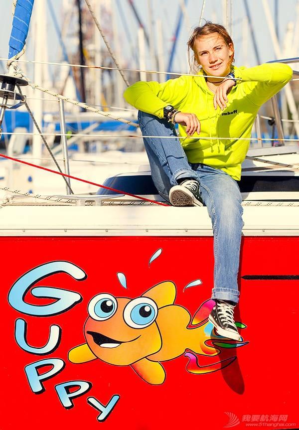最年轻的单人环球航海者Laura Dekker-MINICAT充气式帆船代言人 23788d29a575c38910168bb0ef87920e.jpg