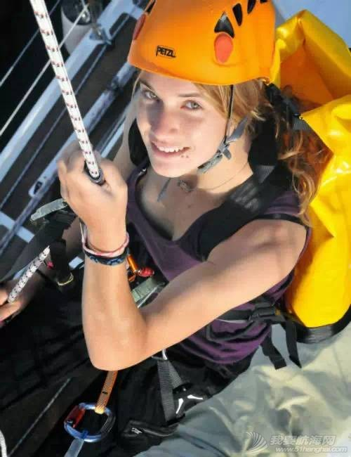 最年轻的单人环球航海者Laura Dekker-MINICAT充气式帆船代言人 c0fe4c463524689b1889979e3e85f3e7.jpg