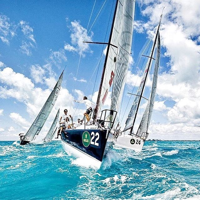帆船课堂第十三讲 | 出航与返航