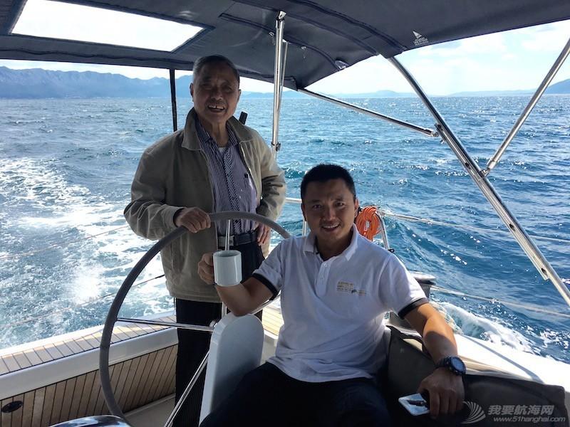 我为什么带老爸去克罗地亚玩大帆船! 66bfe0cd25f042fd609aeb15d6c7ac4e.jpg